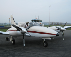 Unsere Piper PA 34 | D-GBIG